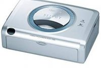 Canon SELPHY CP600